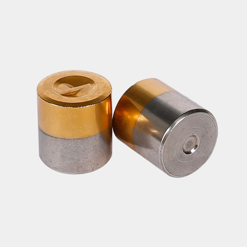 High Quality China Yellow Titanium Customized Screw Punch