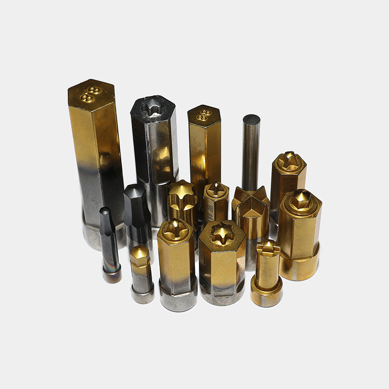 Automotive standard parts, non-standard parts, stretching rods Punches punch